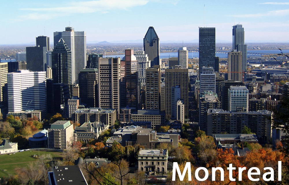 Accommodation In Montreal Quebec